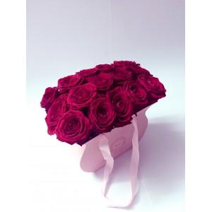 Box z różami